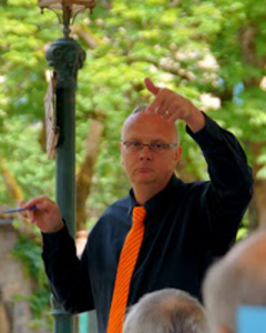 Conducting the Harmonie de Figeac